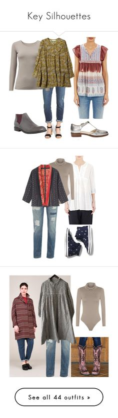 Key Silhouettes by jujuvail on Polyvore Silhouettes, Key, Shoe Bag, Polyvore, Outfits, Shopping, Collection, Design, Women