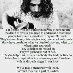 "♪""No one sings like you anymore""♫ Chris Cornell 1964-2017😔💔"