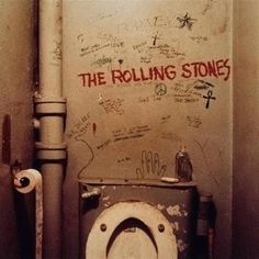 The Rolling Stones, Beggars Banquet (front) by Barry Feinstein