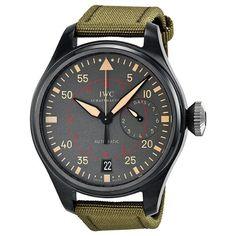 IWC Big Pilots Top Gun Miramar Anthracite Dial Automatic Mens Watch IW501902 $15,570.71