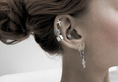 (1) ear piercings   Tumblr