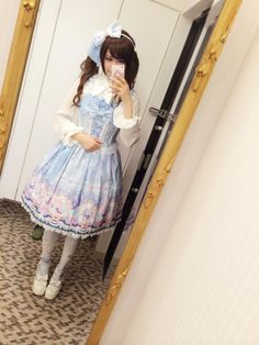 Angelic Pretty ~ Marine Kingdom