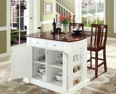Dining Room Best Furniture Fantastic And Beautiful Butcher Block Dining  Table For Intended For Modern Butcher · Kitchen Island BarKitchen ...
