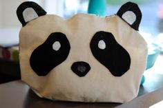Who doesn't love Panda's!  Come to Lollipop Art Lounge to make your very own Panda Pillow! www.lollipopartlounge.com