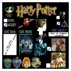 """""""Harry Potter"""" by bibby1590 ❤ liked on Polyvore featuring art"""