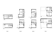 UNIT architekti   soubor rodinných domů, Husinec