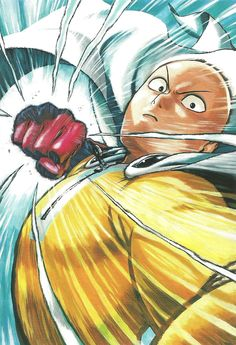 One Punch Man: Saitama One Punch Man Poster, One Punch Man Memes, One Punch Man Manga, Cute Cartoon Wallpapers, Animes Wallpapers, Manga Art, Anime Art, Saitama One Punch Man, Cartoon Girl Drawing