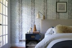 Revived Rowhouse, Bedroom | Black Lacquer Design