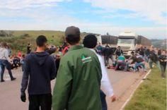 STUDIO PEGASUS - Serviços Educacionais Personalizados & TMD (T.I./I.T.): Caçapava do Sul / RS: Manifestantes são agredidos ...