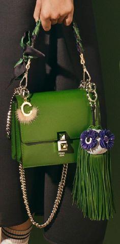 Pre-Fall 2017 Fendi Handbags Wallets - amzn.to/2i1nBxm handbags wallets - - suede bags online, shop for bags online, branded ladies bags sale *sponsored htt