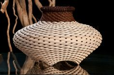 Hand woven baskets, Small cat head shape , Rattan, Reed, Wicker basket, Baskets