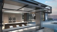 Bellagio Way Residence - Shubin + Donaldson Architects