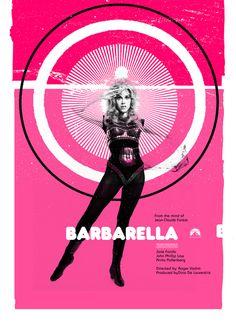 Barbarella poster
