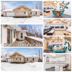 Just look how magnificent view you'll get from this home we just listed in Wasilla!  To know more about this property or to schedule a showing, please call us at 888-378-3575 or email us at Worldwide@TheKristanColeNetwork.com  Listing courtesy of Kristan Cole, Keller Williams Realty Alaska office.  #JustListed #TheKristanColeRealEstateNetwork #AffordableHomesAlaska #WasillaHomesForSale #AlaskaRealEstateProperties