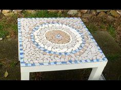 bauanleitung f r einen mosaiktisch mosaiktisch sch ne. Black Bedroom Furniture Sets. Home Design Ideas
