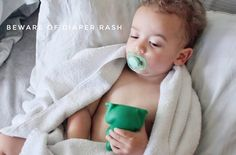 #ad 5 Tips for Treating Diaper Rash - Learn the best tips on how to help your baby's bum heal from a Diaper rash, and how to keep diaper rashes away.