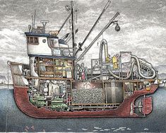 Another World, Boats, Ships, Storage, Paintings, Boat, Ship