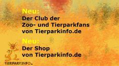 Neu: Der Club der Zoo- und Tierparkfans