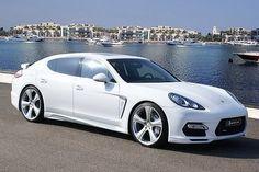 White Angel: Porsche