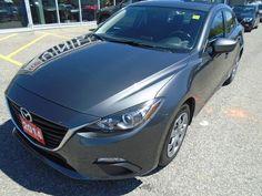 2014  Mazda3 **A/C, PUSH-BUTTON START & BLUETOOTH, 12 799 $