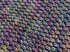 Ravelry: Triple Seed Stitch