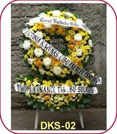 Sympathy and Condolences - Florist Jakarta - Online Flower Shop :: Hotline 021-60503980, 021-94229037, Pin BB: 320F2810