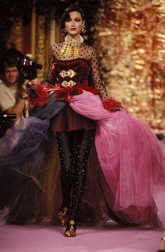 1989-90 Christian Lacroix Haute Couture