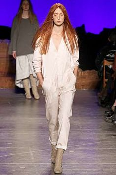 The Band of Outsiders Fall 2012 Collection is Prairie-Chic trendhunter.com