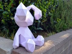 Build an Easter Bunny that Lights Up All You Need is Paper