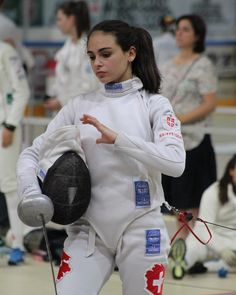Women's Fencing, Fencing Sport, Sport Photography, Camera Photography, The Fencer, Kids Choice Award, 3d Girl, Poses, Hero Academia Characters