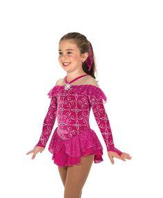 Sunny Girls Ice Skating Figure Skating Dress No 12 Not Sure What Size Ice Skating Skating Dresses-girls