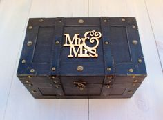 A personal favorite from my Etsy shop https://www.etsy.com/listing/273189062/keepsake-box-memory-box-treasure-chest