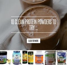 10. Garden of Life Raw Meal - 10 Clean Protein Powders to Try ... → Fitness