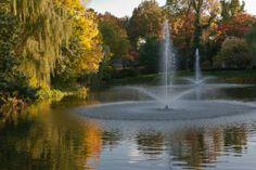 Ensley Lake Fountain