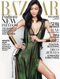 Fashion Magazine Cover, Fashion Cover, V Magazine, Love Fashion, Trendy Fashion, Fashion Models, Magazine Covers, Vanity Fair, Revista Bazaar