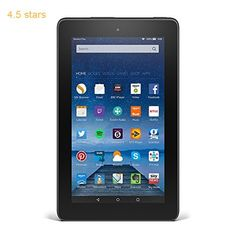 Fire Tablet 7 Display Wi-Fi 8 GB (Black)
