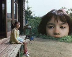The Taste of Tea [茶の味 Cha no Aji] (Katsuhito Ishii, Photos Du, Cool Photos, Foto Art, Jolie Photo, Film Stills, Aesthetic Pictures, Collage Art, Art Inspo, Art Reference