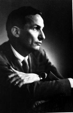 Rudolf Arnheim (1904-2007). Scolar and researcher of art and visual perception.