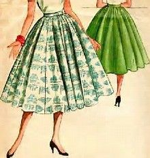 Image result for clothing from 1950s