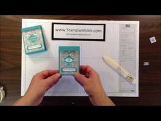 Stamp with Jini CHRISTMAS COLLECTIBLES TREAT TENT by Jini Merck - YouTube