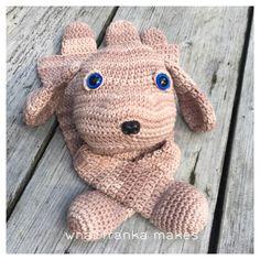 Een persoonlijke favoriet uit mijn Etsy shop https://www.etsy.com/nl/listing/467666446/gehaakte-ragdoll-hond-hond-gehaakte