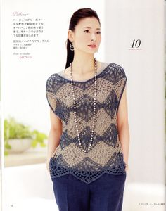 Crochet tejidos: Resultados de la búsqueda de Blusas