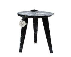 The Sea Chair, een stoel compleet gemaakt van plastic afval uit de oceaan.