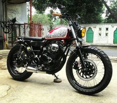 yamaha scorpio 2011 custom build by damar custom