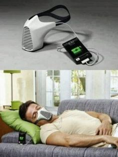 A unique invention of a mask which converts breath into energy, which can be suitable for charging small devices