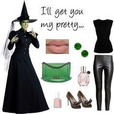 """""""I'll Get You My Pretty!!!!!"""" by mrsbaglady2you on Polyvore"""