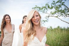Erica & Michael | DIY Summer Wedding at Bridge Gardens