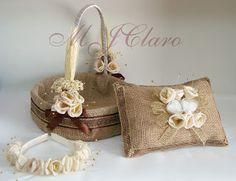 Kit excelente para casamentos no campo ou com decoração rústica.     Produtos a pronta entrega e por encomenda.   Entre em contato ou acess...