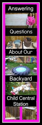 Answering Questions About Our Backyard - Child Central Station