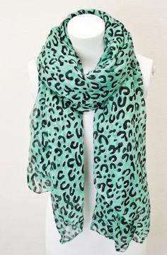 Leopards Love Mint